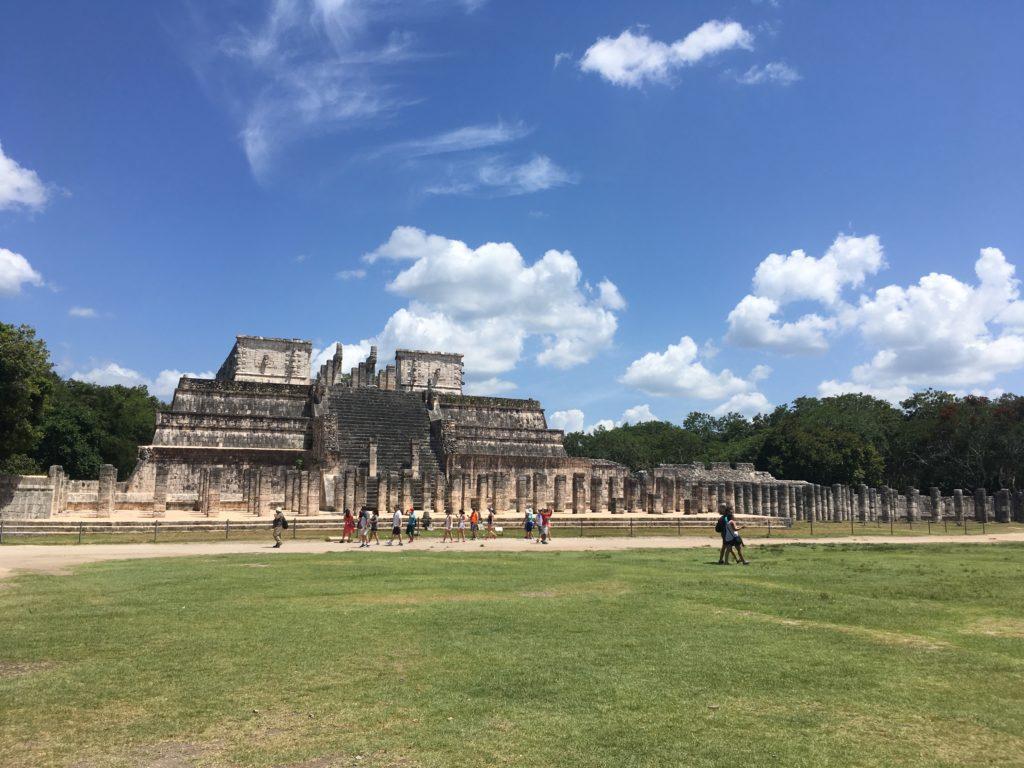 Conhecer chichen Itzá